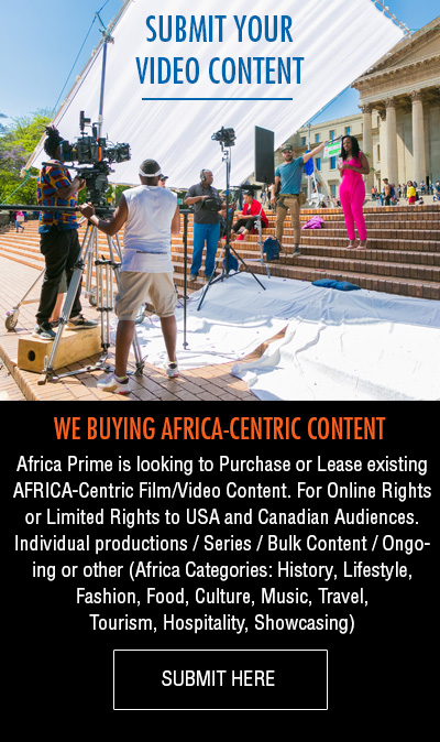 Submit Africa Centric Content
