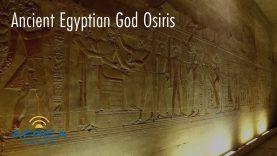Ancient Egyptian god Osiris