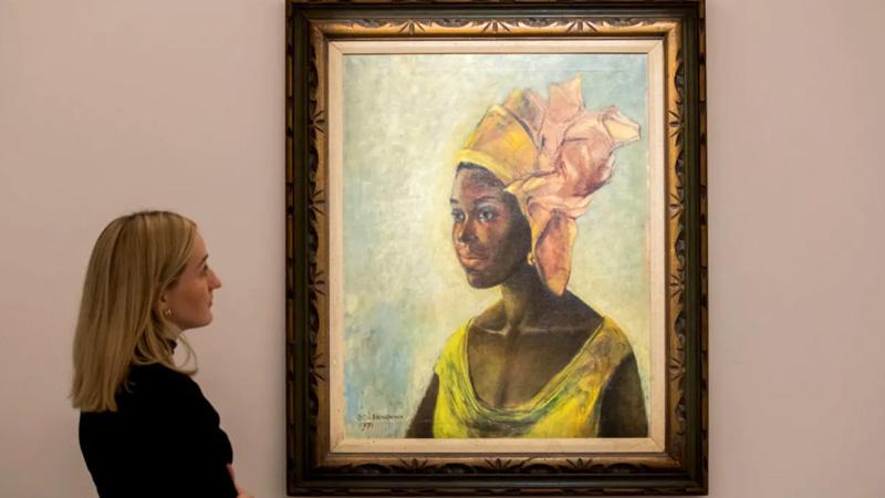Mona Lisa Africa
