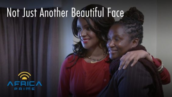 not just another beautiful face