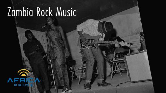Zambia Rock Music