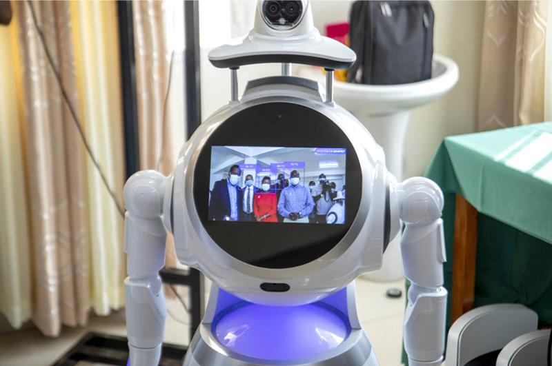 Robot Rwanda