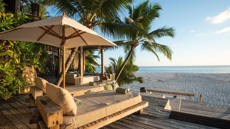 North Island-Seychelles