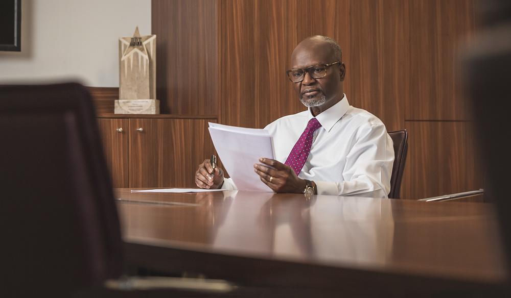 Dr yaya Moussa Africa Prime