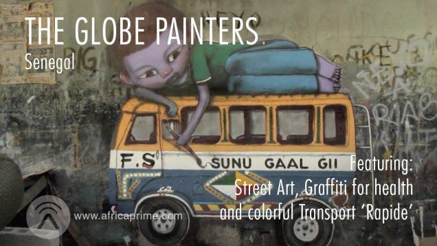 The Globe Painters Senegal