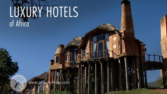 Hotels of Africa