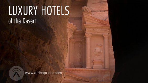Hotels of the Desert