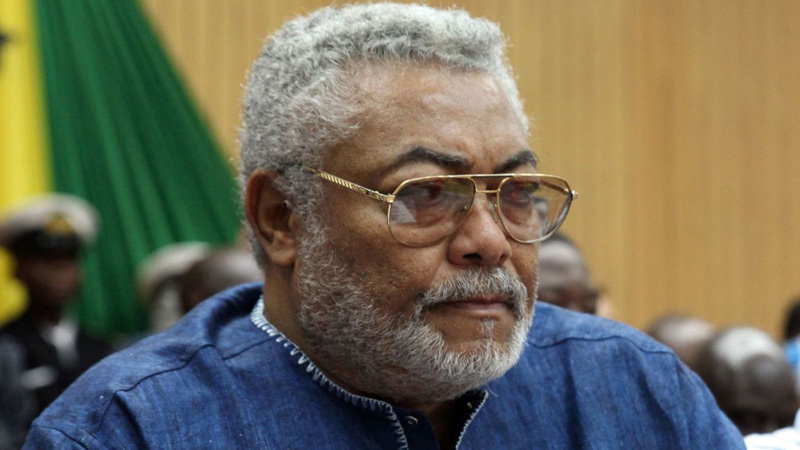 Jerry Rawlings Africa Prime