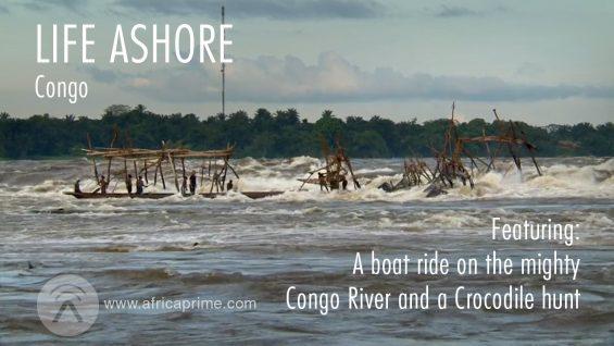 Life Ashore Congo on the River