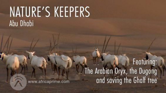 Nature's Keepers Abu Dhabi