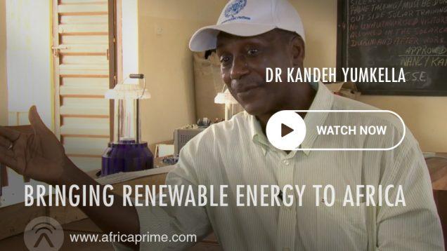 Dr Kandeh-Yumkella