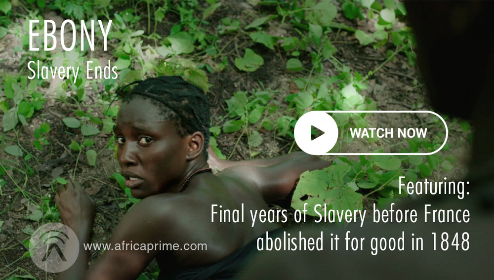 Ebony Last years of the Atlantic Slave Trade