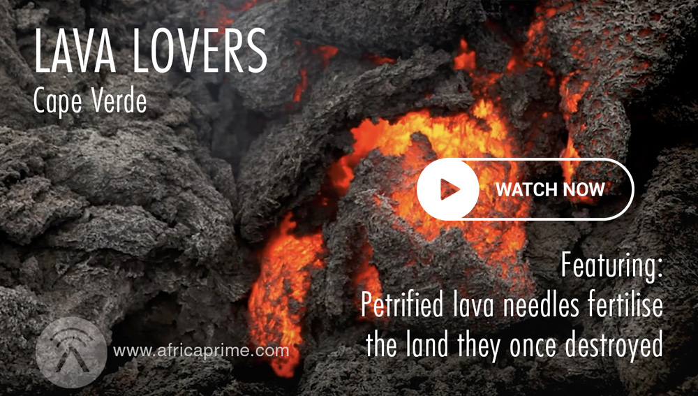 Lava Lovers Cape Verde