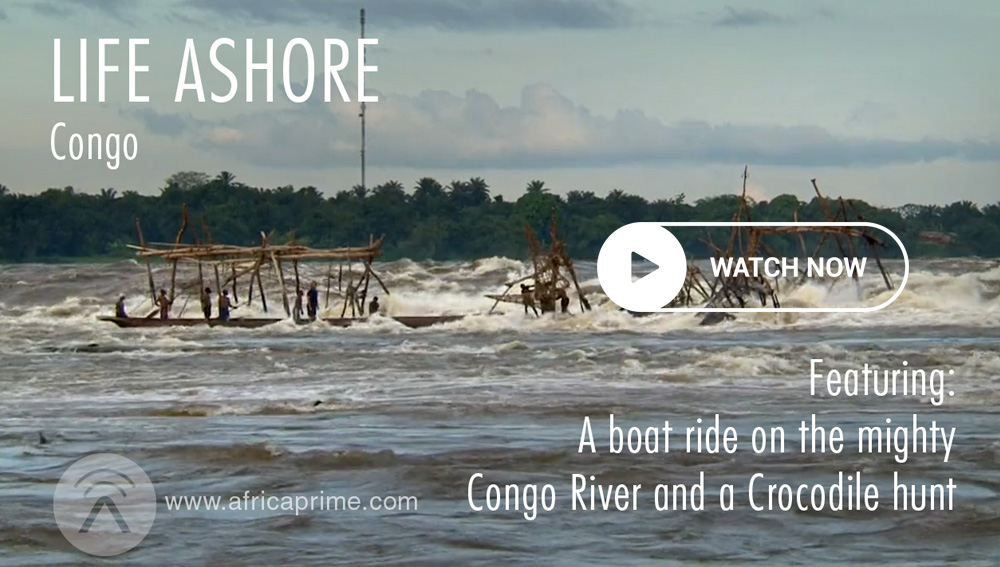 Life Ashore Congo on the River