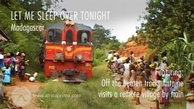 Let Me Sleep Over Tonight Madagascar