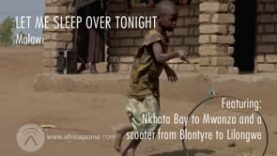 Let Me Sleep Over Tonight Malawi