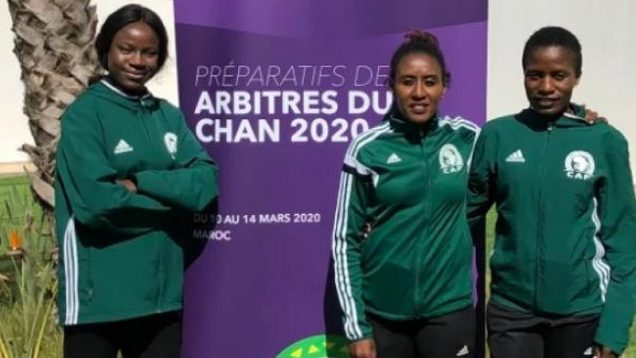 Women Referees Make African Football History