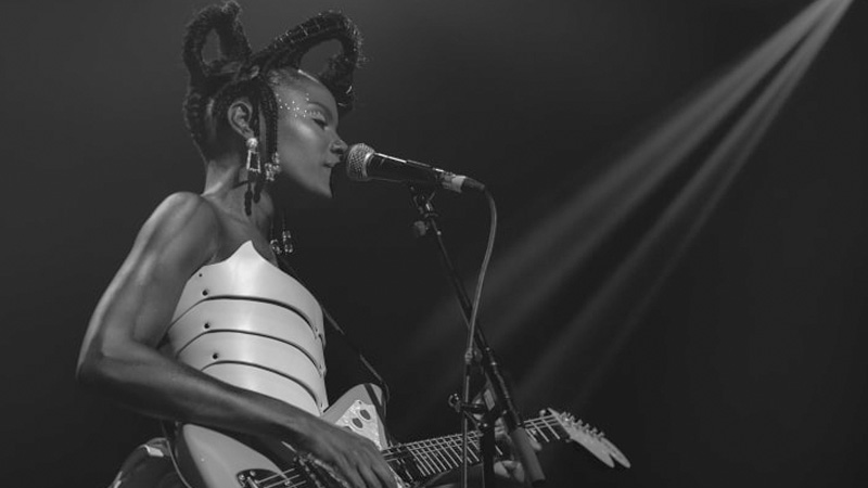 Noisettes, Zimbabwean singer Shingai launches solo album 'Too Bold'