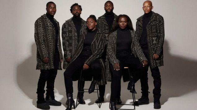 Akintunde Ahmad's new fashion
