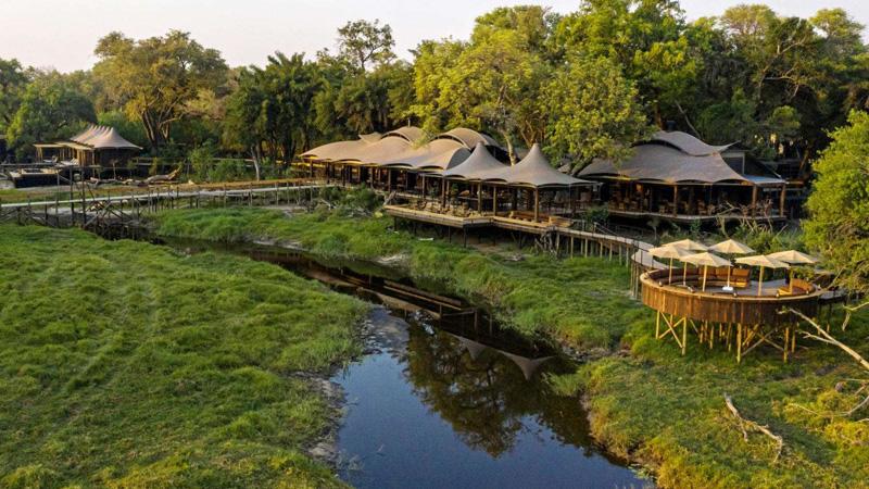 Botswana Wildlife Camps