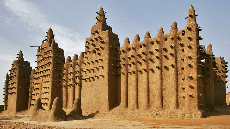 Africa Prime Mosque
