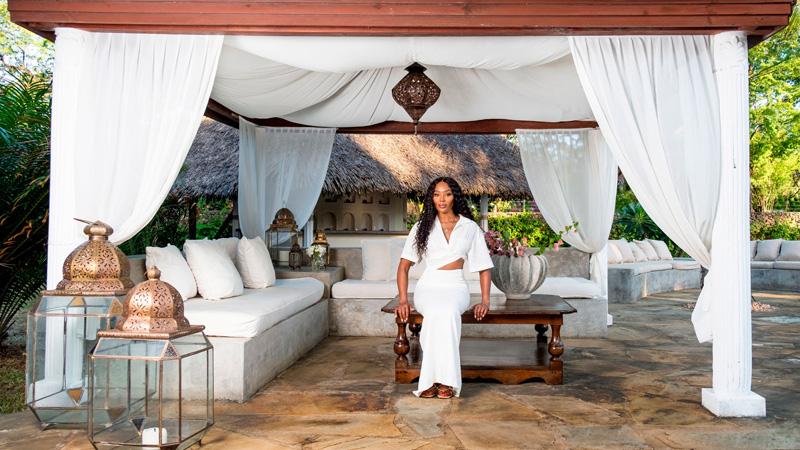 Africa Prime Naomi Campbell