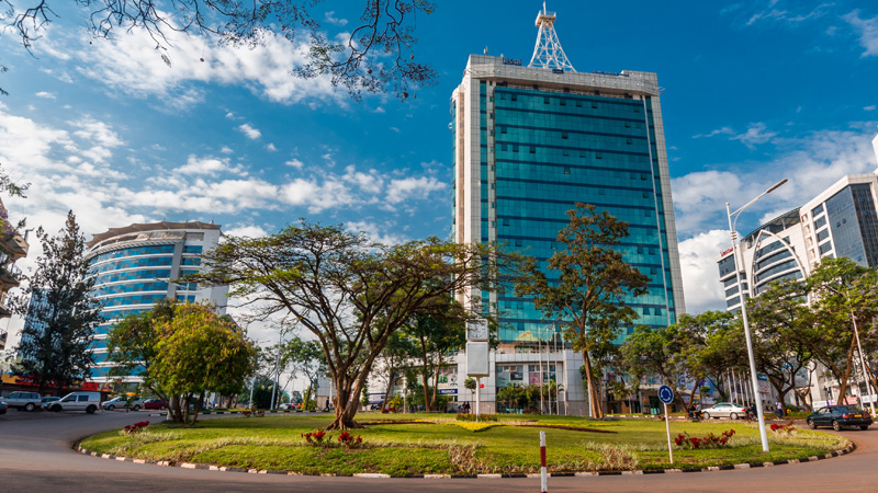 Africa Prime Rwanda