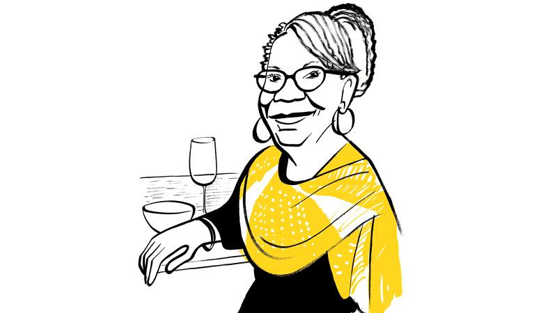 Jessica B. Harris