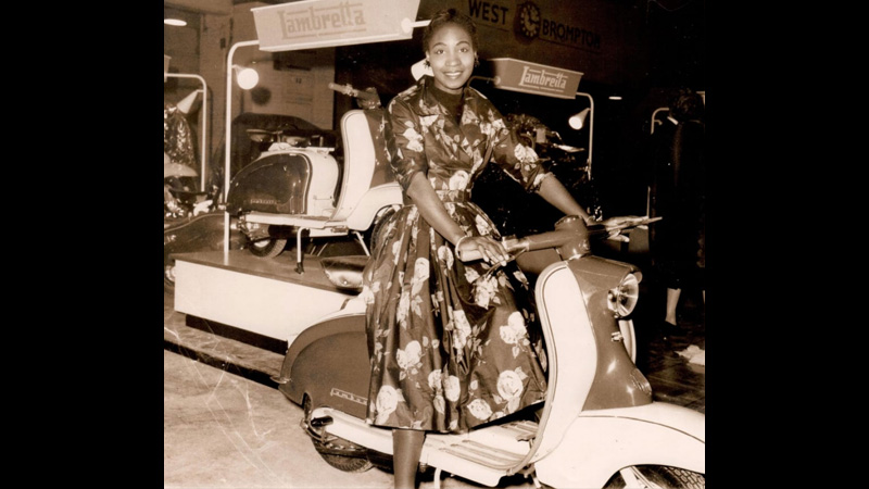 Nigerian fashion pioneer Folashade 'Shade'