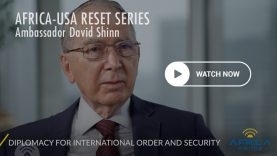 Ambassador David Shinn