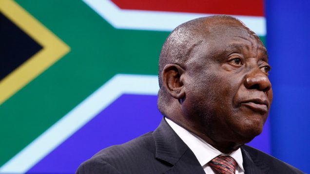 Ramaphosa demonstrates shrewd statesmanship as he performs a delicate G7 balancing act