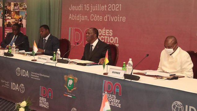 African leaders mobilize vaccines