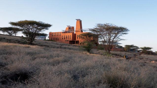 Kéré Architecture's Startup Lions Campus is set to inspire future achievers