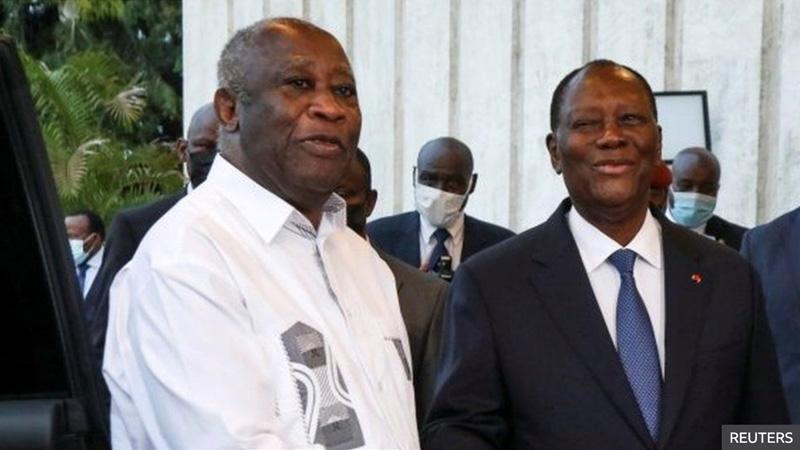 Ivory Coast president