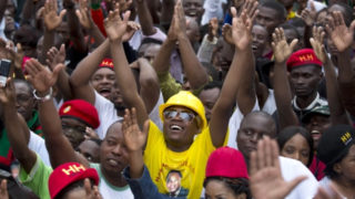 On his sixth bid, Zambian opposition leader finally becomes president by an overwhelming majority.