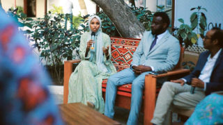 The Somali Creative Using Art As a Weapon