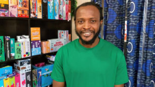 Meet the Nigerian board game creator trying to change an industry